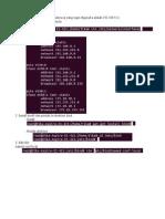 Konfigurasi DNS Server  Ubuntu