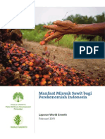 Indonesian Palm Oil Benefits