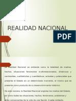 Realidad Naional
