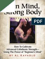Zen Mind Strong Bod by Al Kavadlo