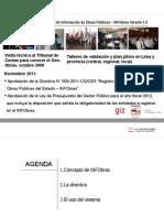 20111205_INFObras - Presentacion
