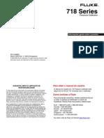 718 Diferential Pressure Calibrator