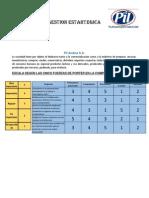 Pil Andina s.a. Escala Según Las Cinco Fuerzas de Porter en La Competencia Sectorial