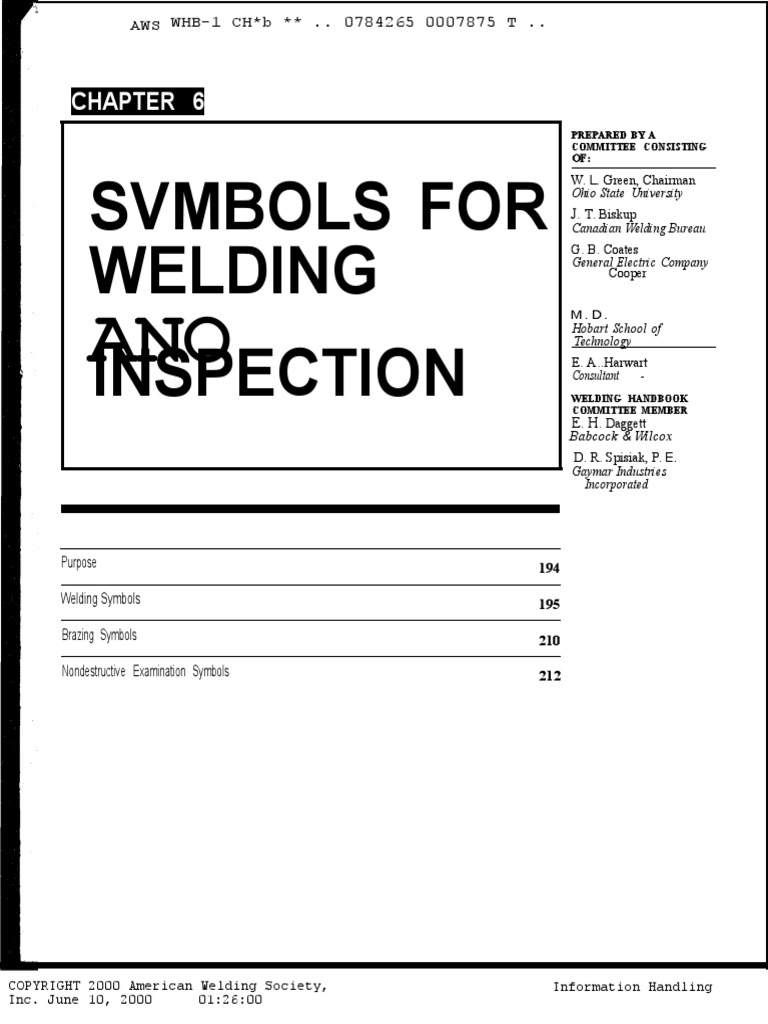 Simbologia en soldadura welding joining biocorpaavc Images