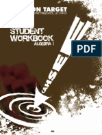 Alg I Student Workbook MS