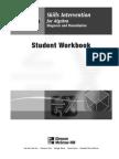 Skill Intervention Workbook (Grade 8)