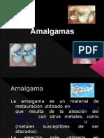 La Amalgama Es Un Material de Restauración