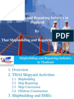 3. Shipbuilding Industry in Thailand