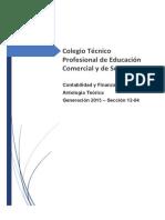 Antología Teórica 2015 12-04