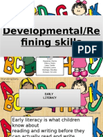 Developmental Read