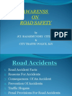 Awarenss on Road Safety