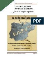 La Teoria de Los Acronimos Ibericos