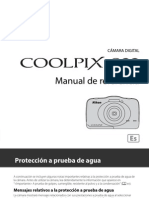 Manual Nikon S32