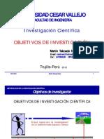 6.4. Objetivos de Investigacion 2012 [Modo de Compatibilidad]