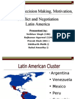 Latin America Cross Culture Communication