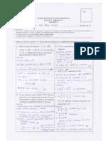 analisis matematico 1 -evaluación semanal