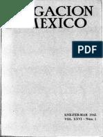 Irrigacion en Mexico, Volumen 26