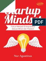 Startupmindset