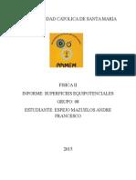 FISICA II-superficies equipotenciales