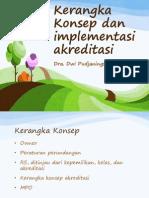 Kerangka Konsep Dan Implementasi Akreditasi Terkait Farmasi