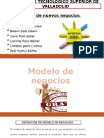 Modelo de Nuevos Negocios Exposicion Enviar