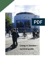 living in sweden