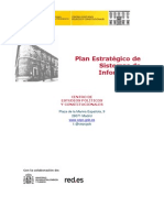 Plan Director de Sistemas Cepc V