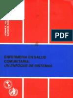 ENFERMERIA EN SALUD COMUNITARIA