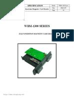 Datasheet DBM-1300