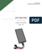 Gps Tracker Manual de Usuario