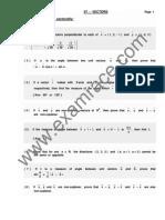 Mathematics Vectors (1)