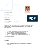 CV Analytical