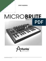 MicroBrute Manual En