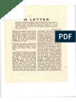 Letter, The Life Eternal 1980