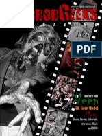 Horror Geeks - Issue 1