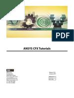 ANSYS 16.0 CFX TUTORIALS