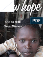 Missions Newsletter 2010