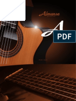 Almansa Guitars Calalogue