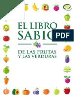 Libro_sabio de Frutas y Verduras