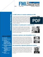 Bulletin Mars 2006 FINANCE & Développement