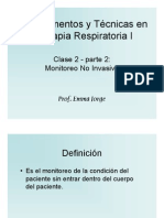 Fundamentos y Técnicas en Terapia Respiratoria I