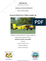 "VQ Model Pilatus Porter  PC-6 ""Tigro"" ARF180"