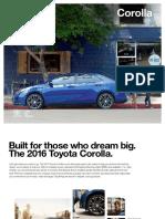 Toyota 2016