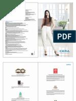 CERA Sanitaryware 2015