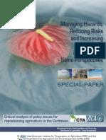 CIPO Managing Hazards Reducing Risks Increasing Investment