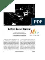 Active Noise Control-www.acgih.ir