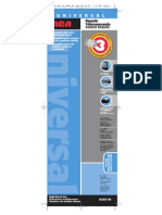 RCA R612 Universal Manual