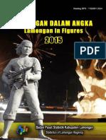 Lamongan Dalam Angka 2015