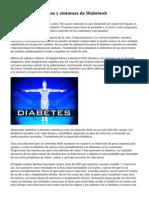 Cu?les son los signos y s?ntomas de Diabetesh