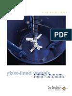 Glass Lined Brochure